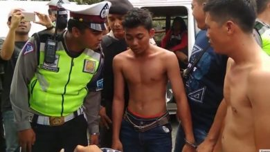 Photo of Ridho Lubis Oknum Camat Dilepas Polisi Terkait Pemilikan Sabu, Alasannya?