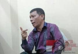 Photo, Uba Ingan Sigalingging Anggota DPRD Kota Batam.