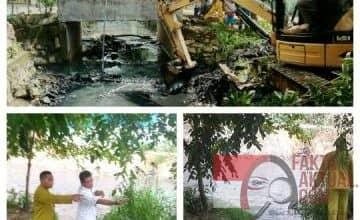 Photo of Amintas Anggota DPRD Batam, Tinjau Normalisasi Drainase