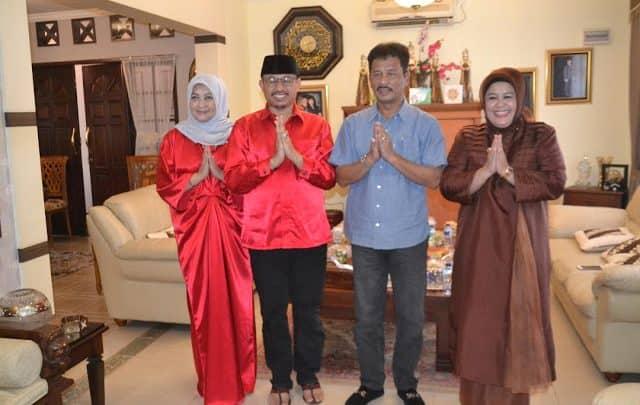 Photo of Open House Oleh Ketua DPRD Batam, Banyak Di Kunjungi Masyarakat