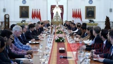 Photo of Presiden RI Terima Dan Sambut Delegasi Dewan Bisnis AS-ASEAN