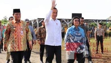 Photo of Menteri LHK Dampingi Presiden RI Ke Kalimantan Dihari Pers Nasional