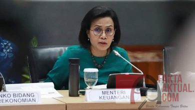 Photo of Stimulus Ekonomi Menangani Kovid-19, Menkeu Kon-Pers