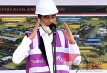 Photo of Kunjungi RS Covid-19 Di Batam, Presiden: Operasikan Senin Depan