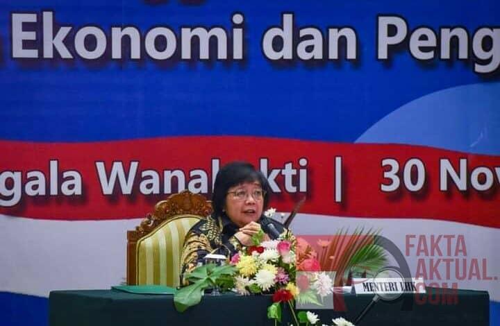 Photo of Menteri LHK Berharap Anggaran Kegiatan KLHK 2021, Bisa Bangkitkan Ekonomi