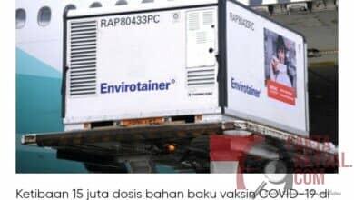 Photo of Vaksin Covid-19, Tiba Lagi Di Indonesia