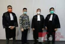 Photo of Uji Materi UU Pers ke MK Resmi Diajukan