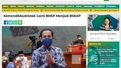 Photo of Nadim Bubarkan BSNP Bukan BNSP