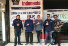 Photo of LSP Pers Indonesia Jalani Proses Asesmen Penuh oleh BNSP